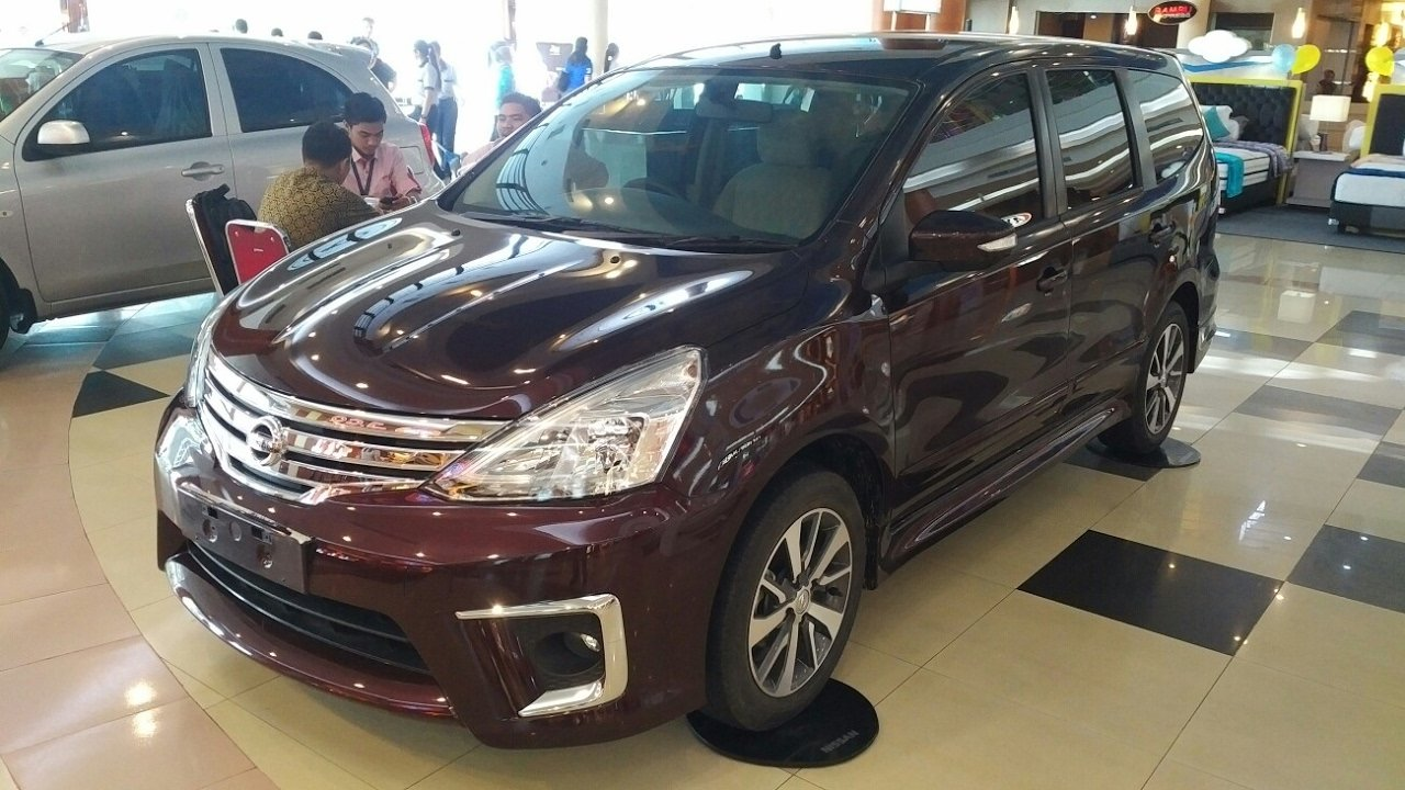 Latest In Depth Tour Nissan Grand Livina 1 5 Xv Hws M T Varian Free Download