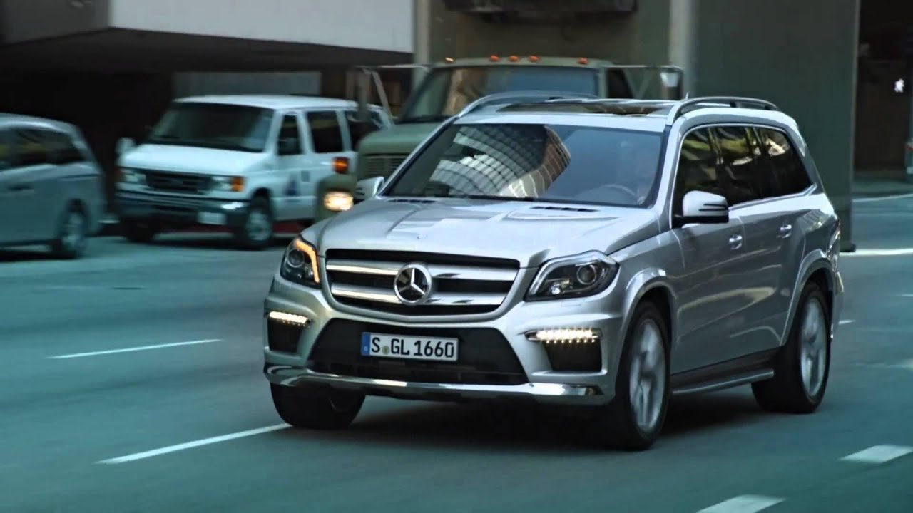 Latest Mercedes 2013 Gl Class Action Film Hd Youtube Free Download