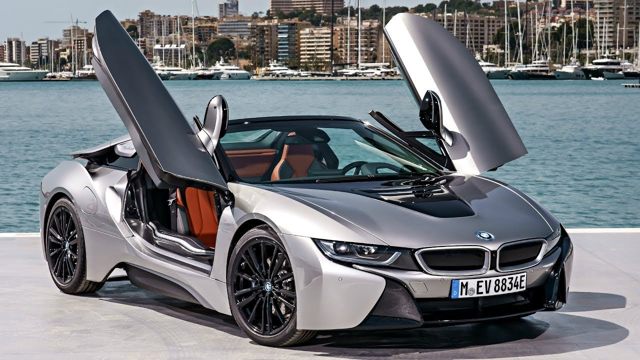 Latest 2018 Bmw I8 Roadster Donington Grey The Sports Car Of Free Download