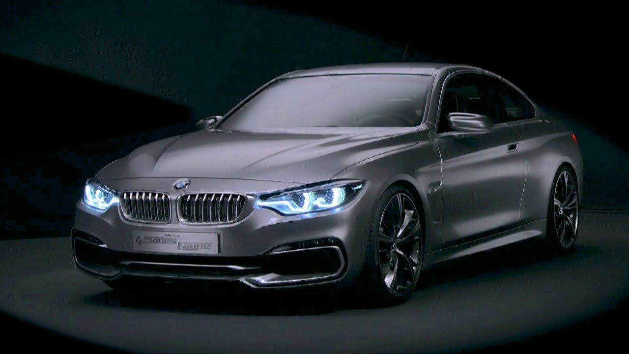 Latest Bmw Concept 4 Series Coupé Youtube Free Download