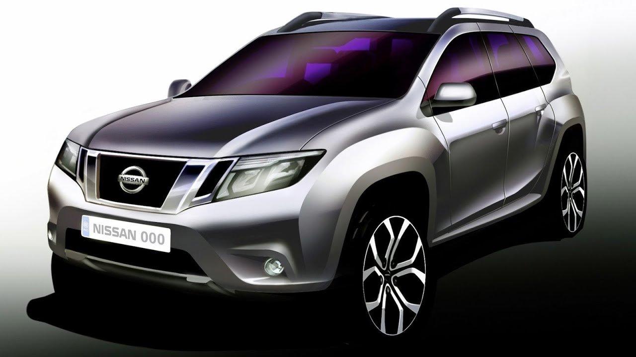 Latest Preview 2015 Nissan Terrano Dacia Duster Youtube Free Download