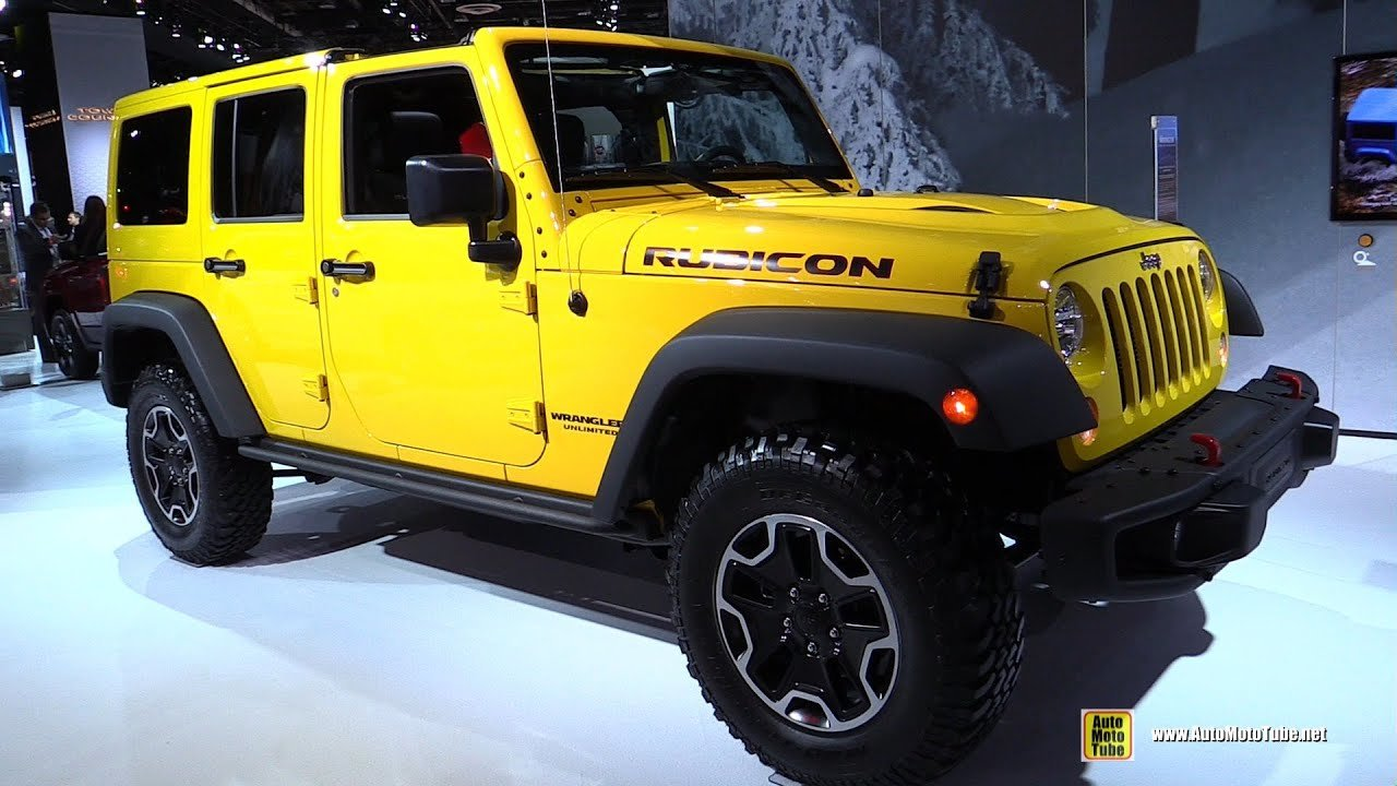 Latest 2015 Jeep Wrangler Rubicon Hard Rock Exterior And Free Download