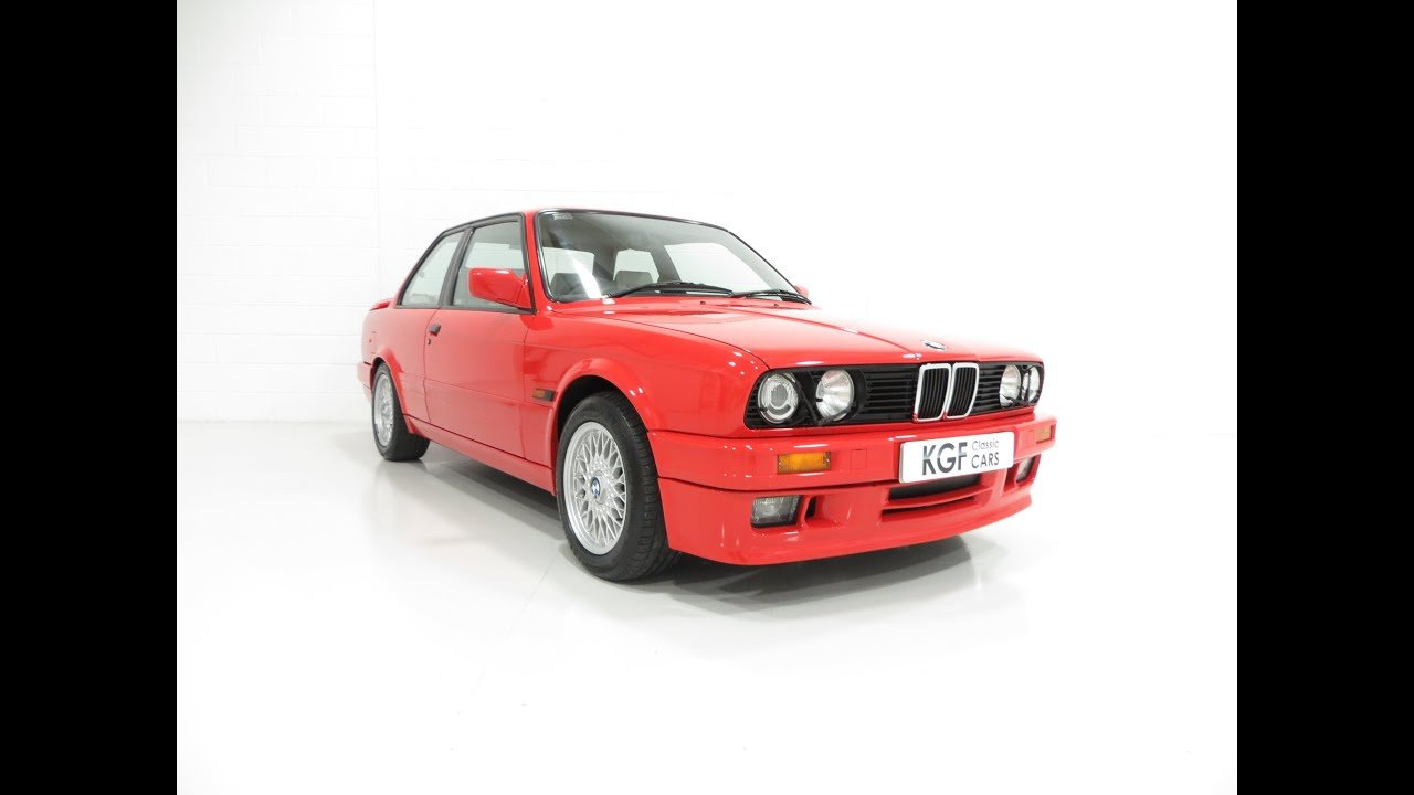 Latest A Phenomenal Bmw E30 325I Sport With An Incredible Free Download