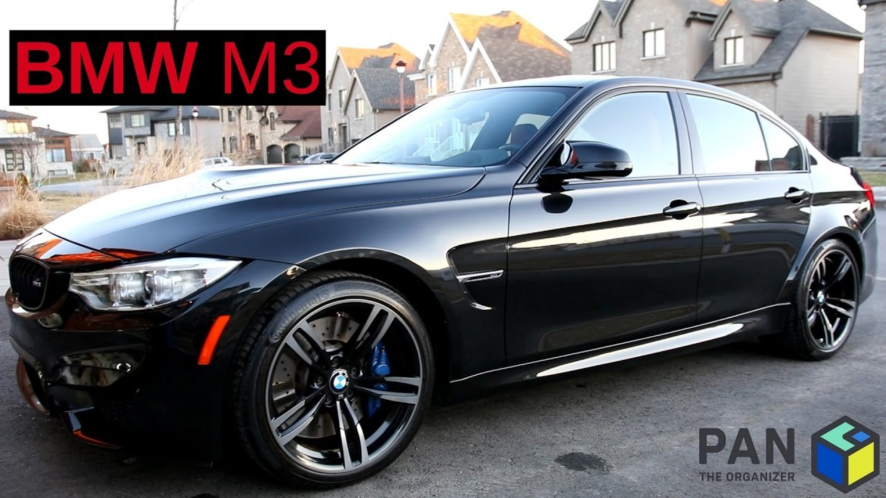 Latest Bmw M3 Full Detail Of A Black Car Youtube Free Download