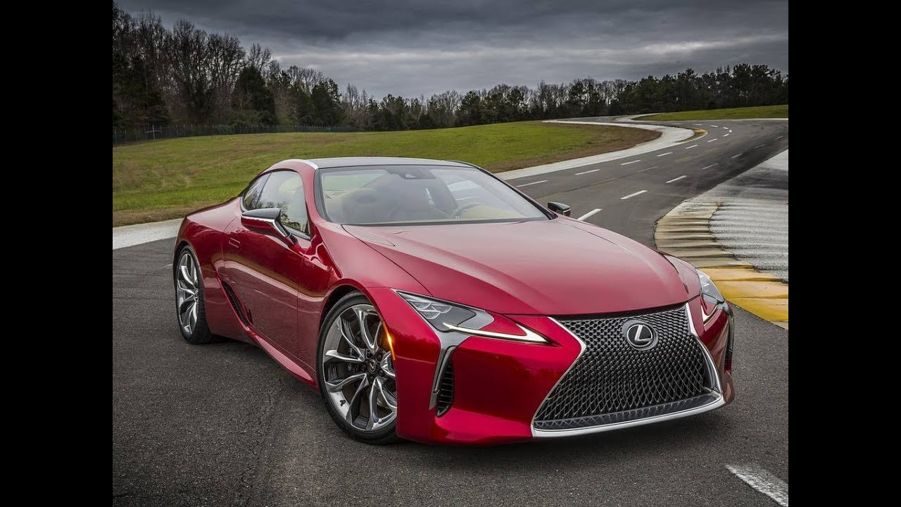 Latest 2017 Lexus Lc 500 Lexus Sports Car Lexus Lc Youtube Free Download