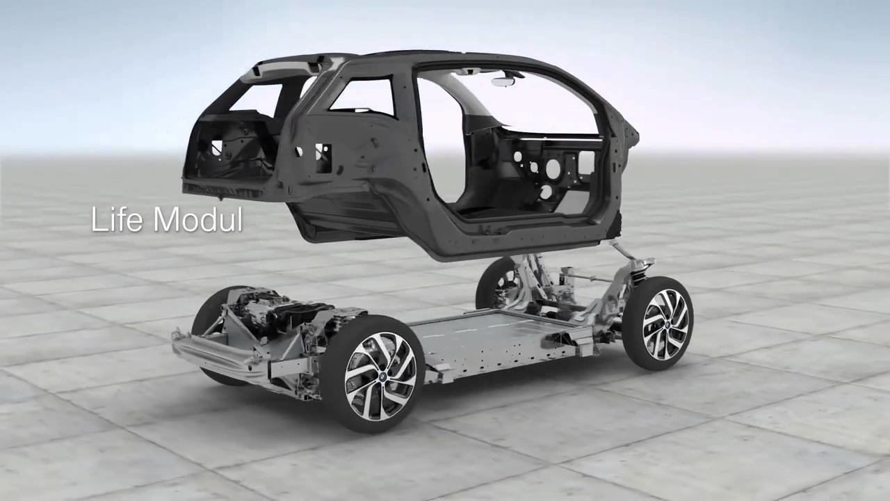 Latest The Bmw I3 Pure Electric Vehicle Introduction And Free Download