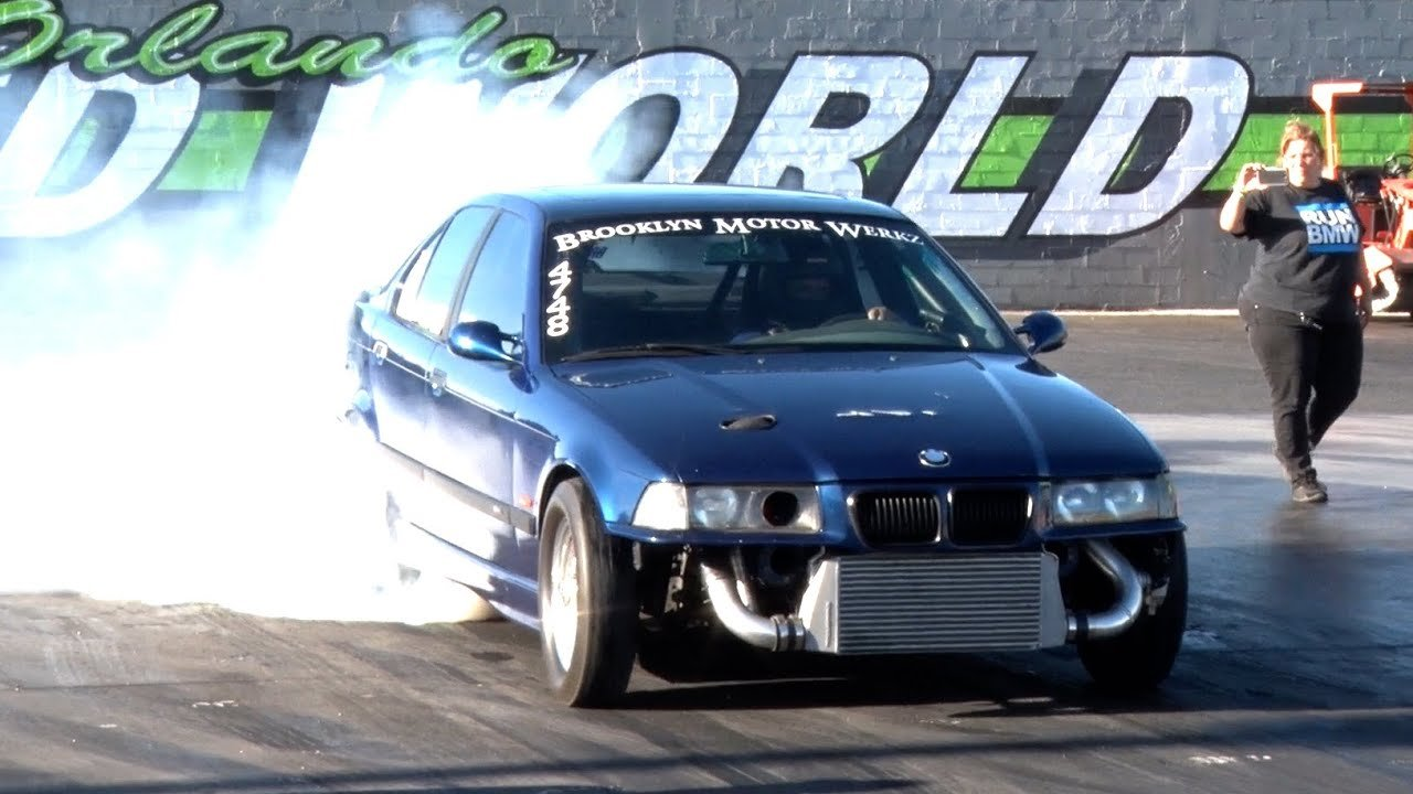 Latest Big Turbo 9 Second Bmw Drag Car Youtube Free Download