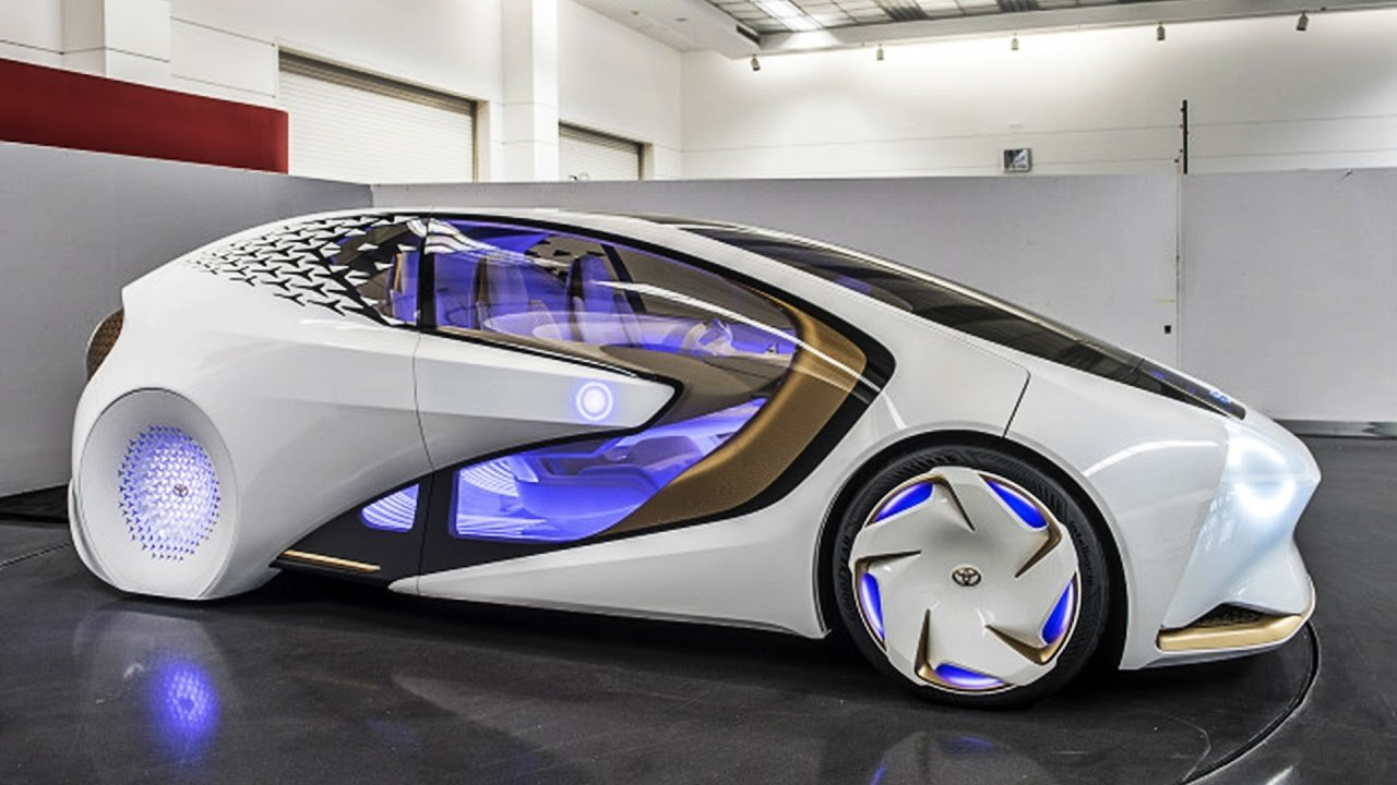 Latest Top 5 Mind Blowing Future Cars At Ces 2017 Youtube Free Download