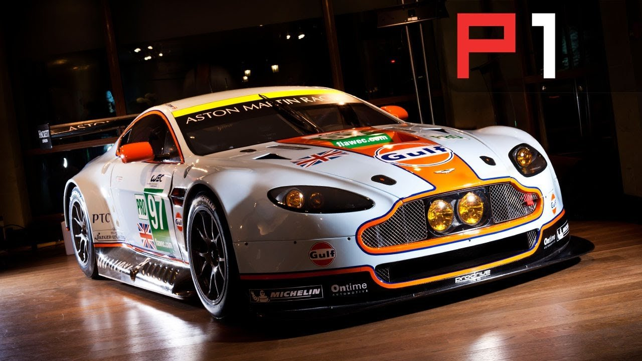Latest How To Build A Aston Martin Gte Racing Car Youtube Free Download
