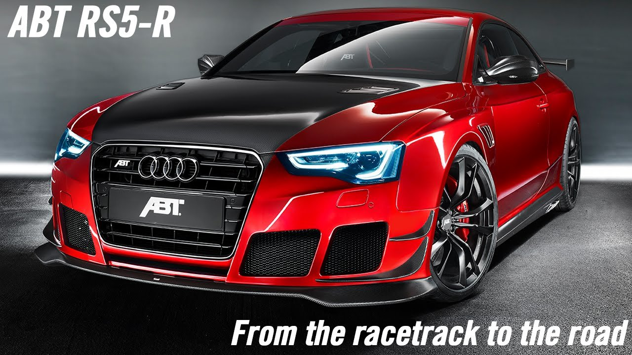 Latest Abt Rs5 R From The Racetrack To The Road Youtube Free Download