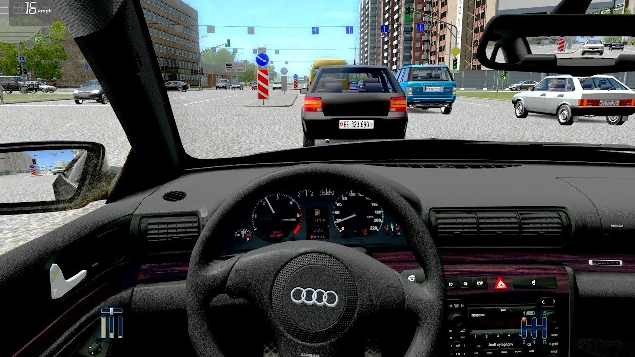 Latest City Car Driving Audi A4 1 9 Tdi Download Link Free Download