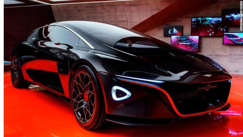 Latest Aston Martin To Create All Electric Car Brand Free Download
