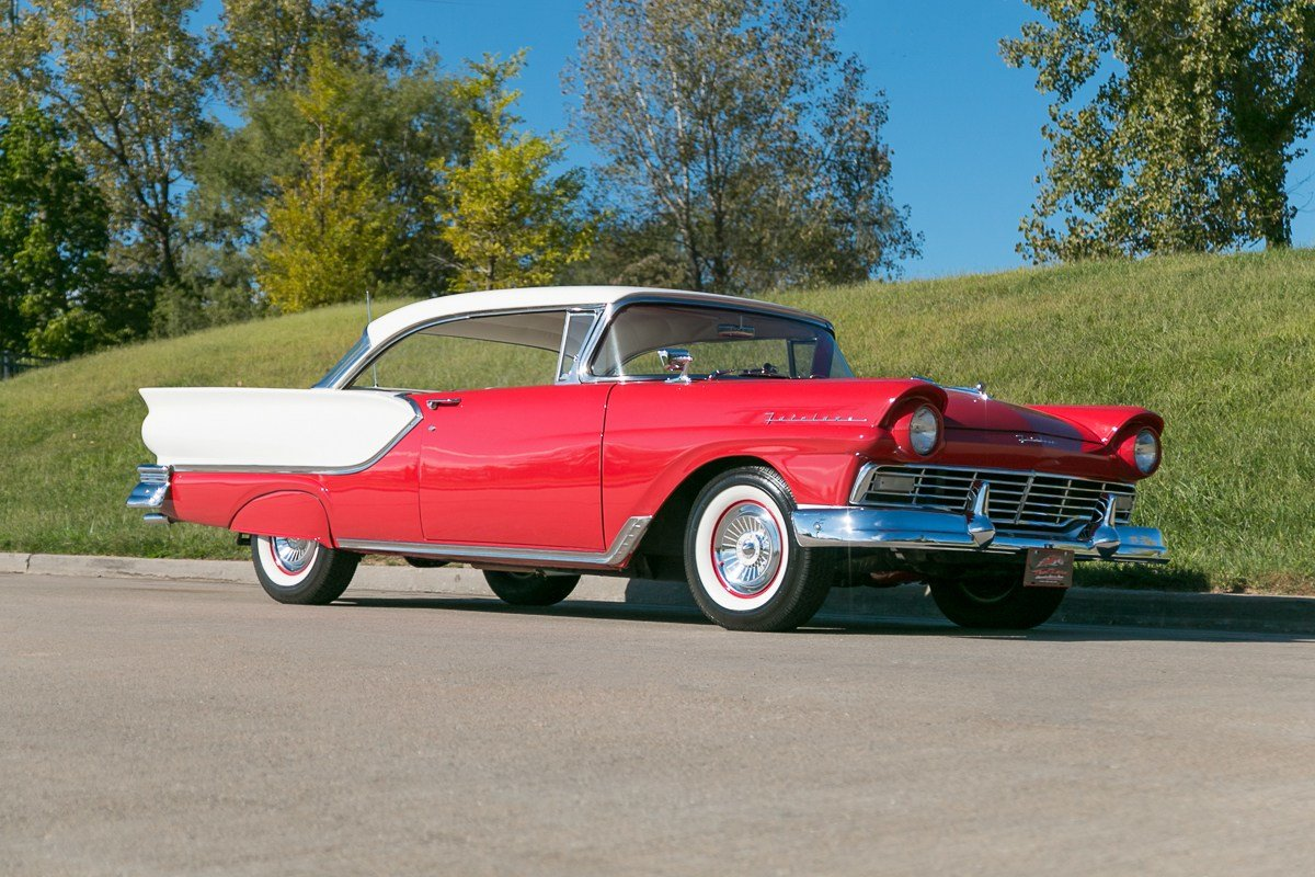 Latest 1957 Ford Fairlane Fast Lane Classic Cars Free Download