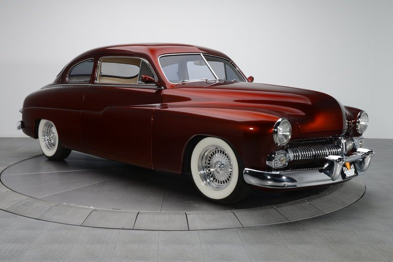 Latest 135847 1950 Mercury Coupe Rk Motors Classic And Free Download