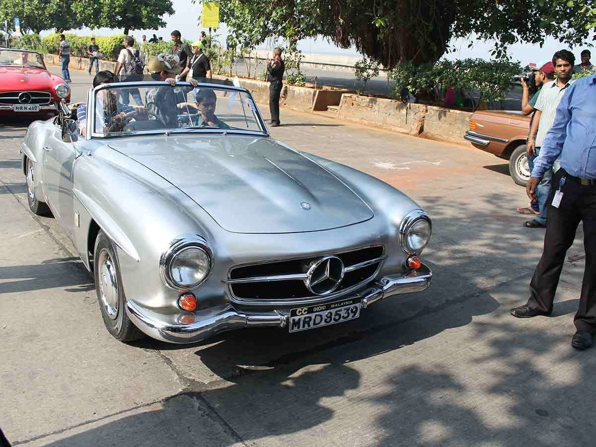 Latest Mercedes Benz Classic Car Rally Photo Gallery Free Download