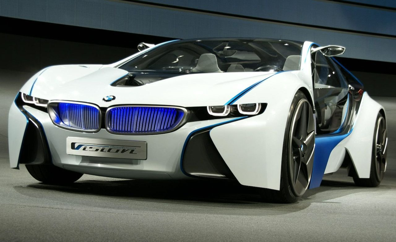 Latest Bmw Vision Efficientdynamics Concept Free Download