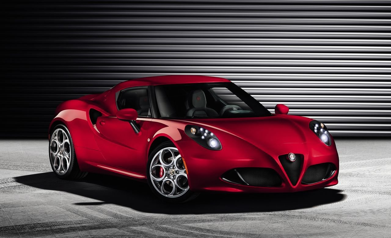Latest 2014 Alfa Romeo 4C 25 Cars Worth Waiting For 2014–2017 Free Download