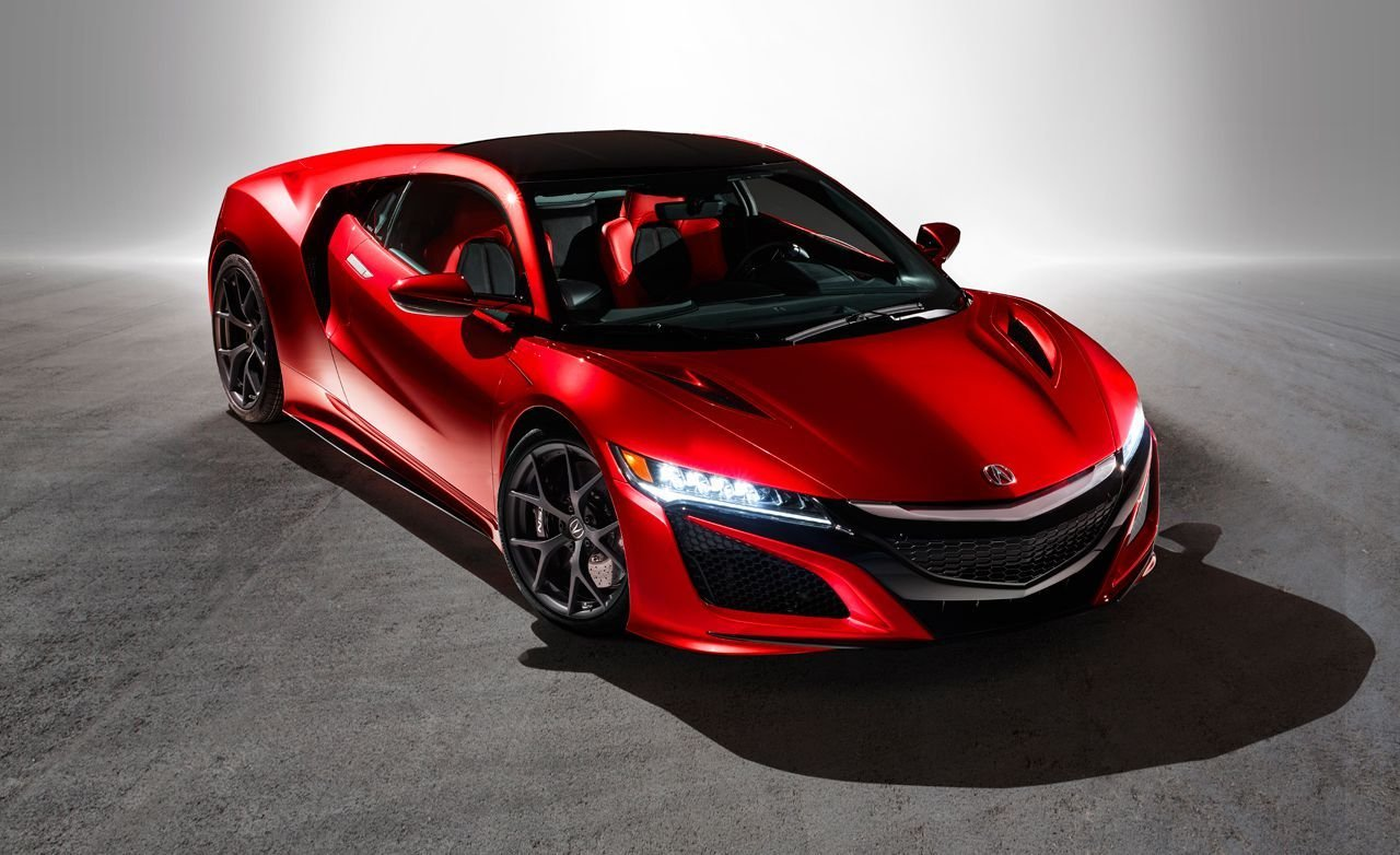 Latest 2016 Acura Nsx Dissected Powertrain Chassis And More Free Download