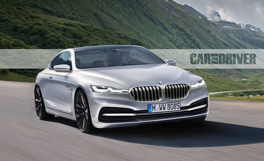 Latest 2018 Bmw 8 Series Spy Photos News Car And Driver Free Download