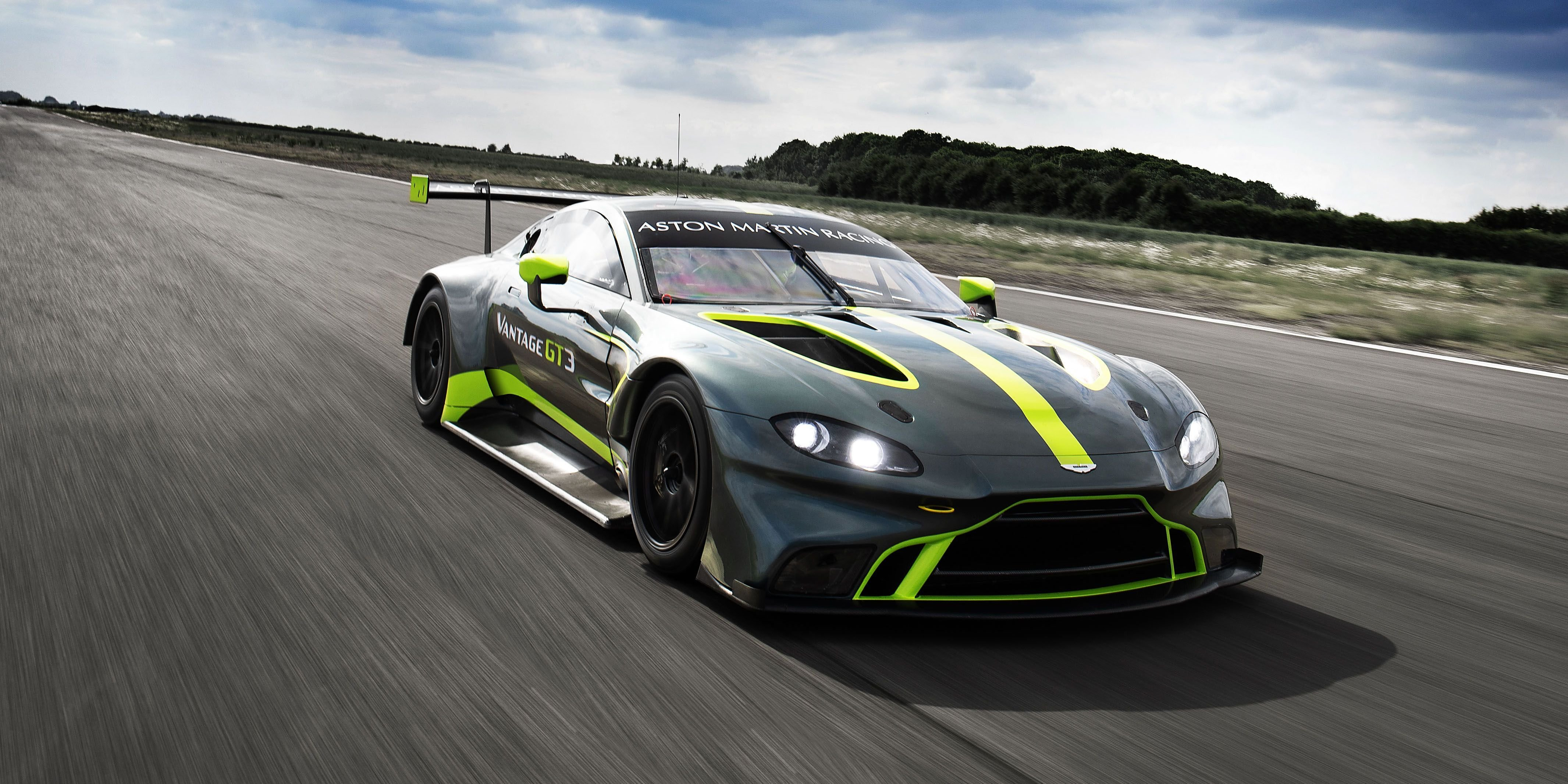 Latest No Surprise Aston Martin S New Race Cars Are Wonderful Free Download