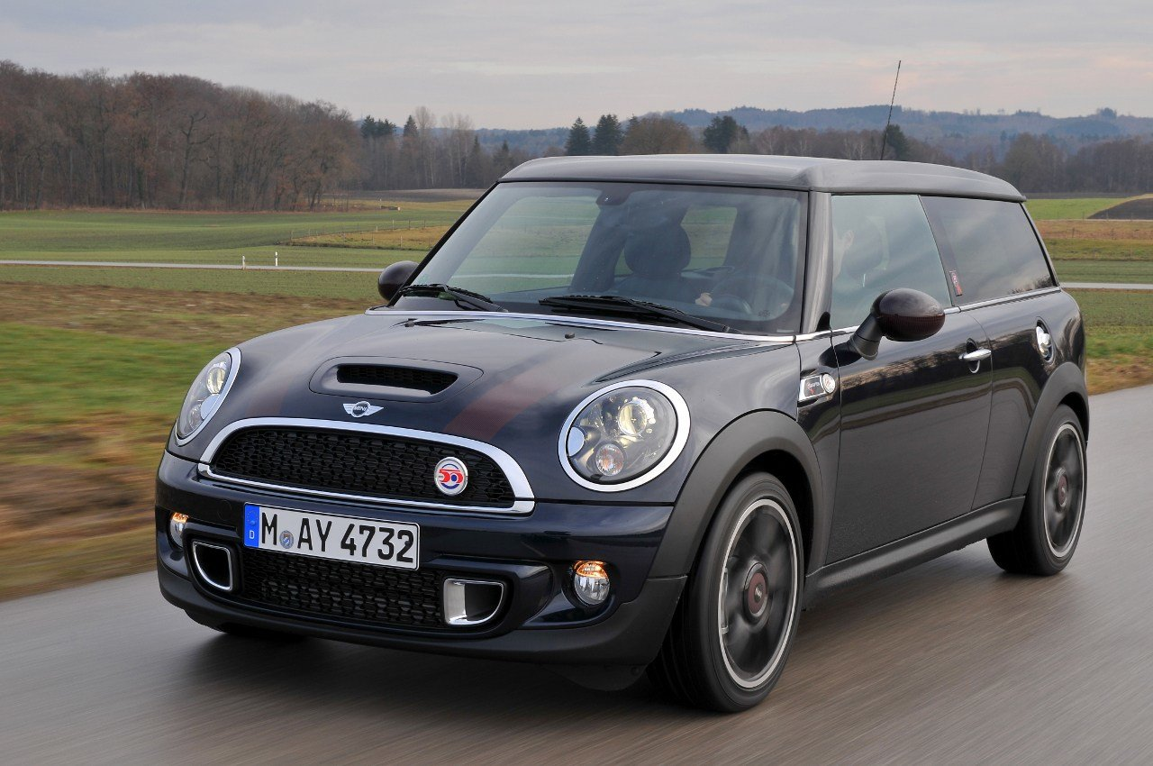 Latest New Carz And Bikes 2011 Mini Clubman Hampton Wallpapers Free Download
