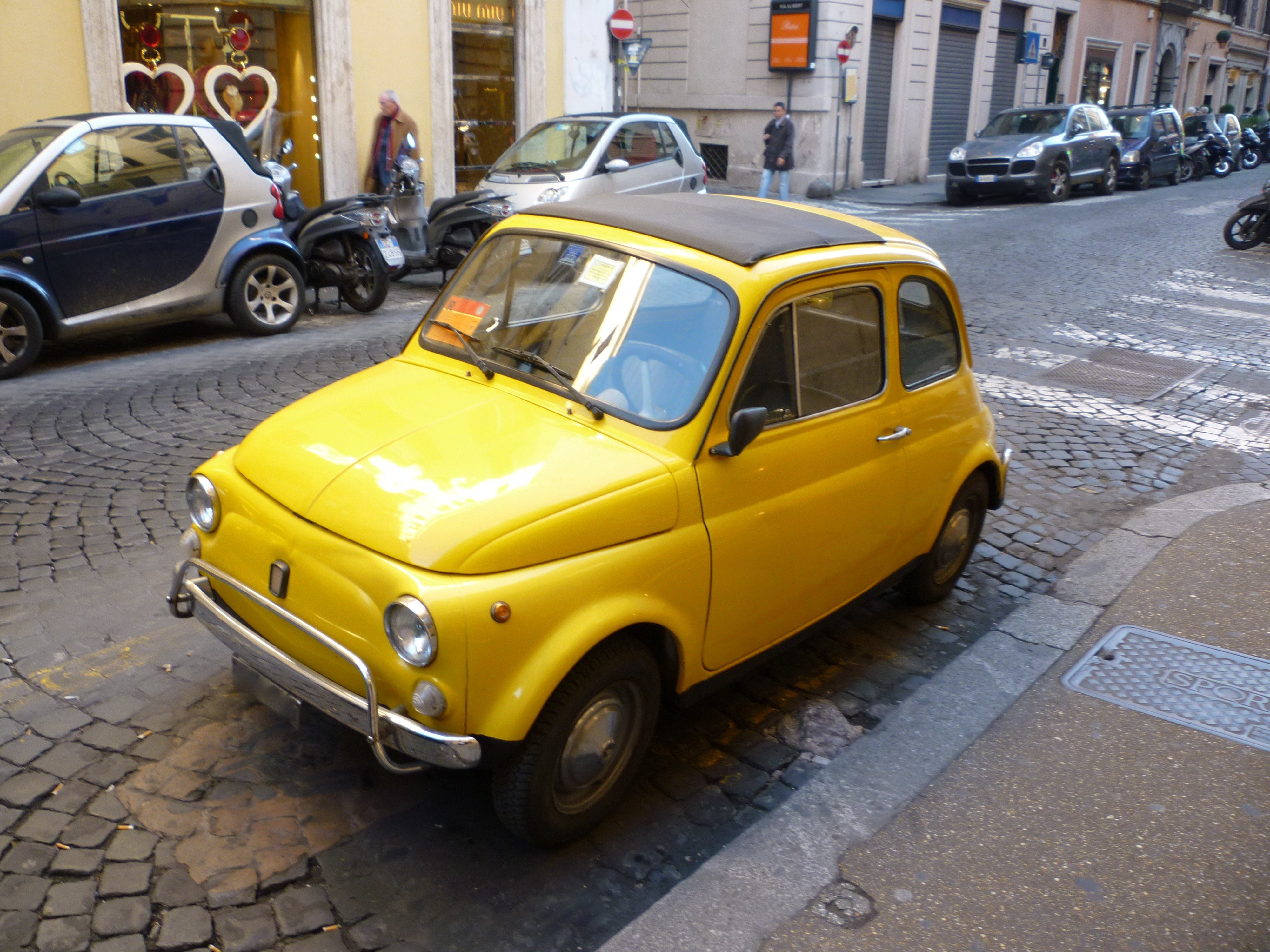 Latest Fiat 500 The Uncommon Client Free Download