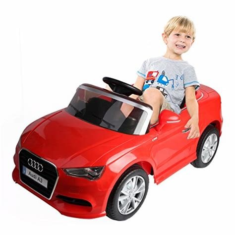 Latest Costzon Ride On Car Licensed Audi A3 12V 2Wd Battery Free Download