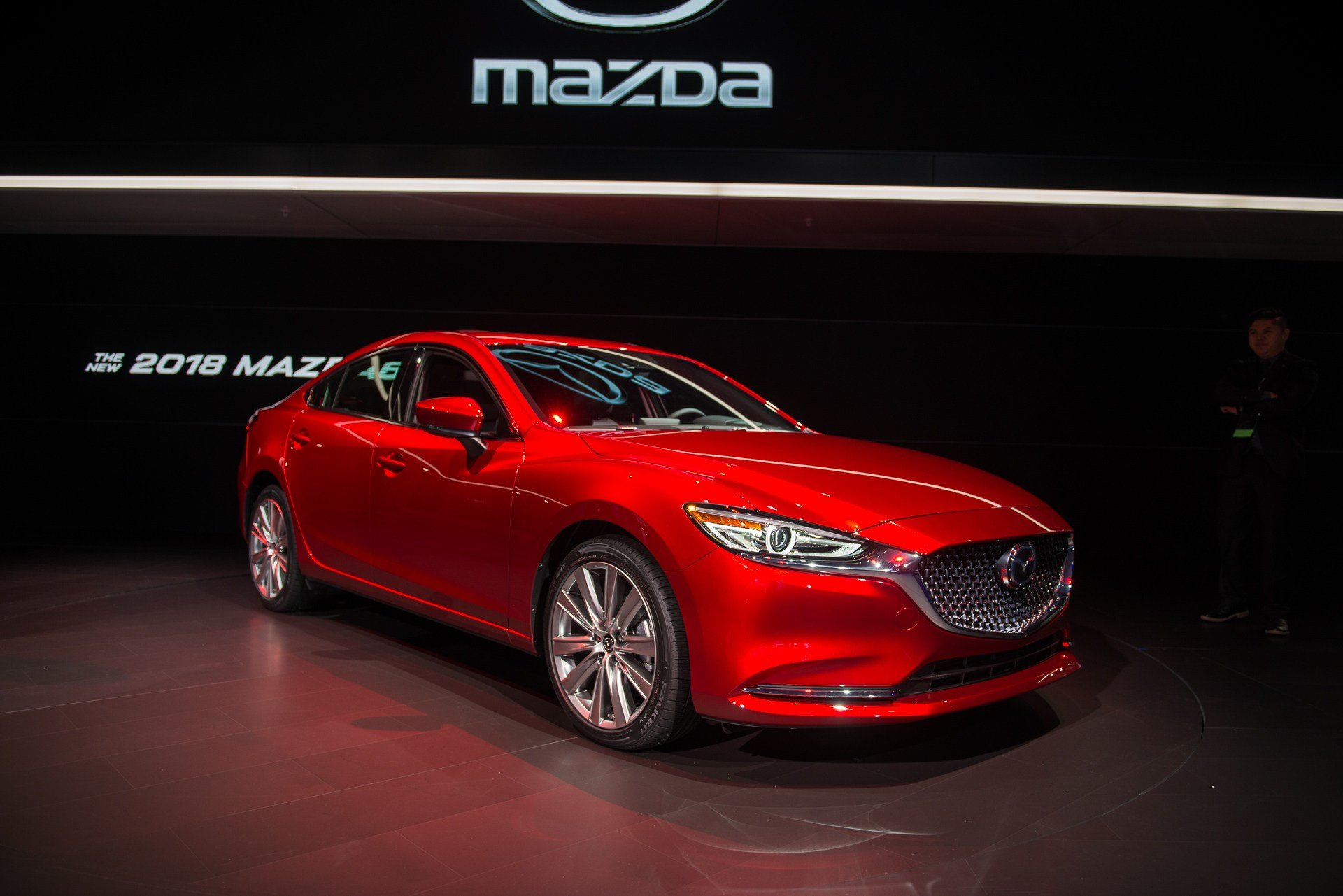Latest 2018 Mazda 6 Chases A More Premium Path Free Download