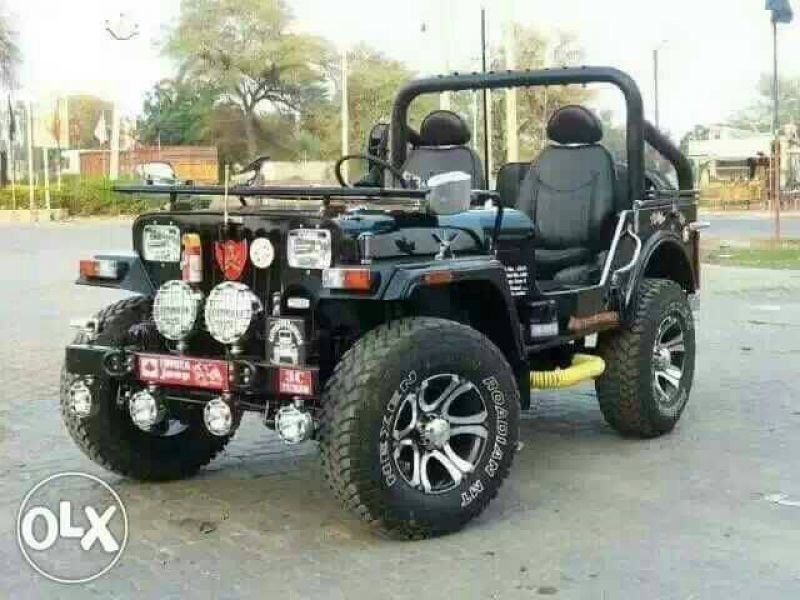 Latest Used Mahindra Jeep Classic 2006 In Hyderabad 2707583 Free Download