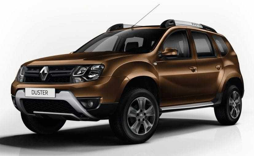 Latest 2016 Delhi Auto Expo Renault Duster Facelift To Be Free Download