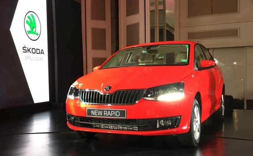 Latest Skoda Rapid Facelift Launched In India Prices Start At Rs Free Download