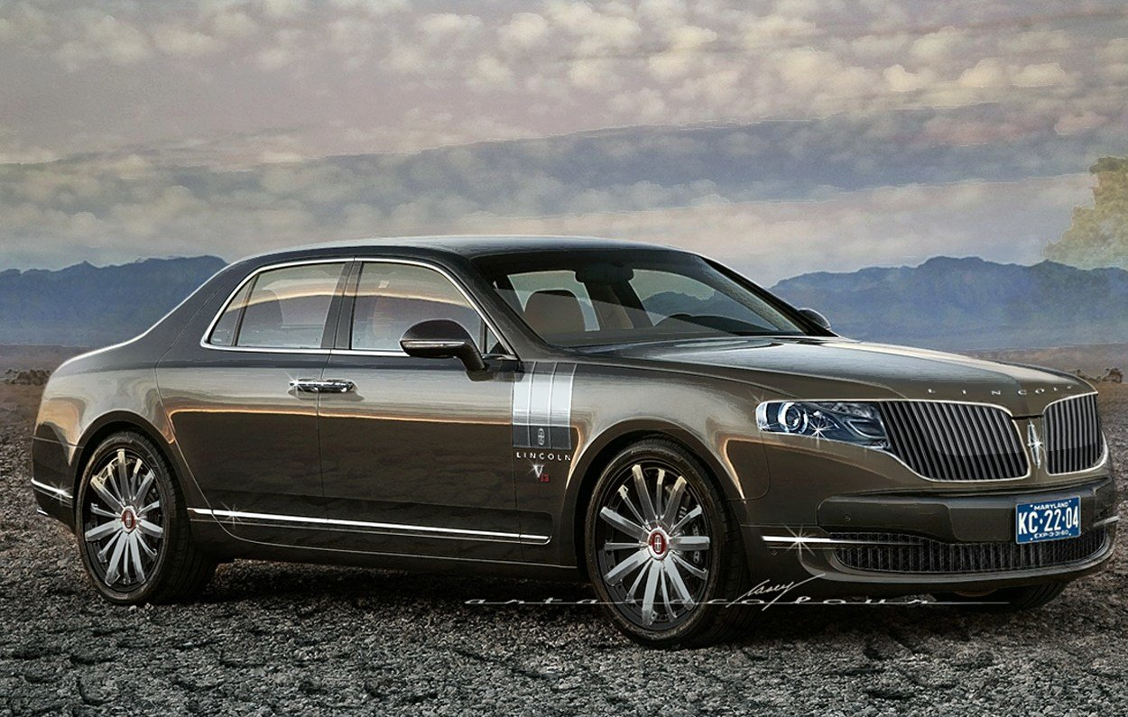 Latest 2019 Lincoln Town Car Review Specs Release Date Free Download