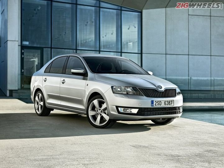 Latest New Skoda Rapid To Be Introduced By Late 2016 Zigwheels Free Download