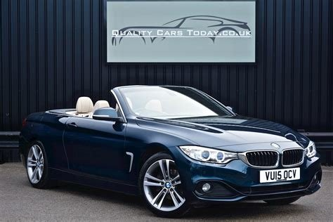 Latest Used Bmw 420I Sport Convertible 1 Lady Owner Bmw Free Download