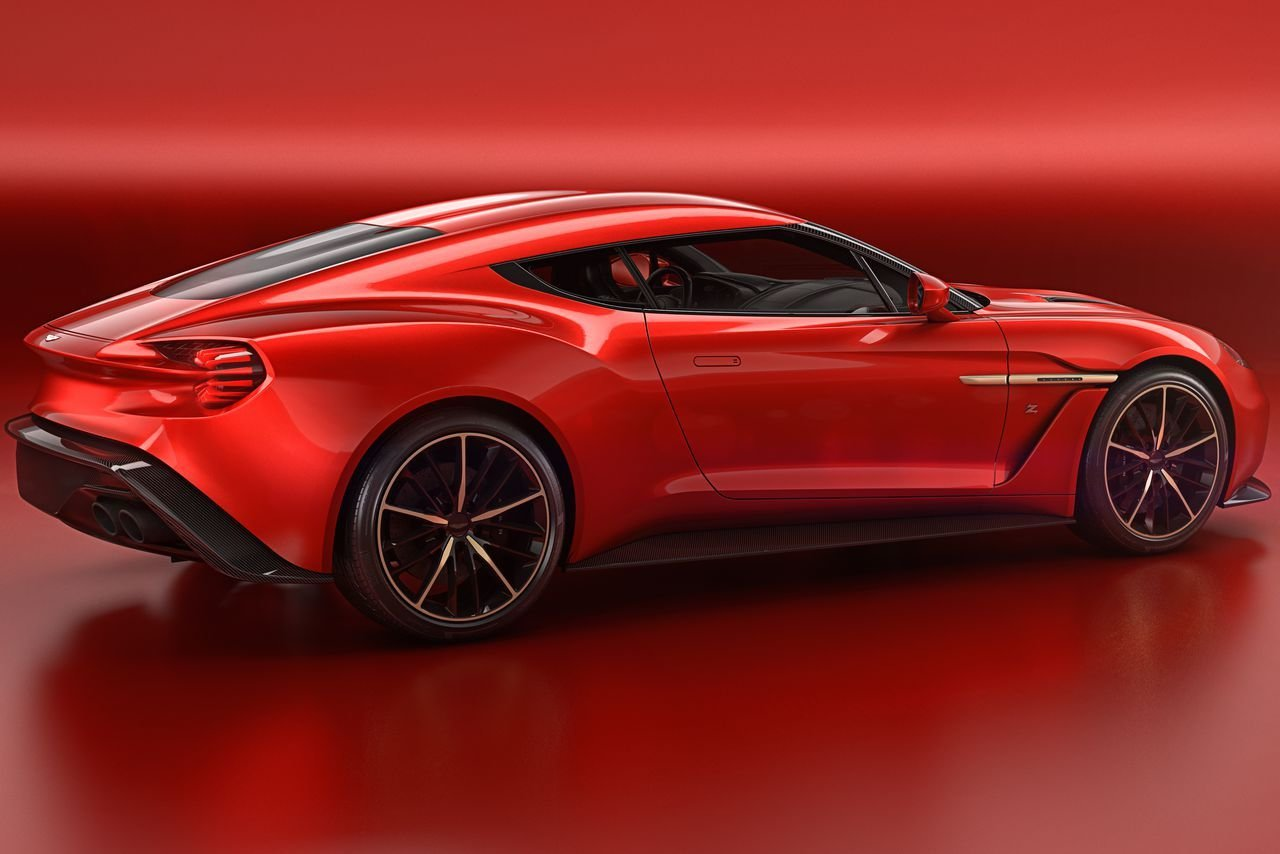 Latest Aston Martin S Most Beautiful Car In Years Is The Vanquish Free Download