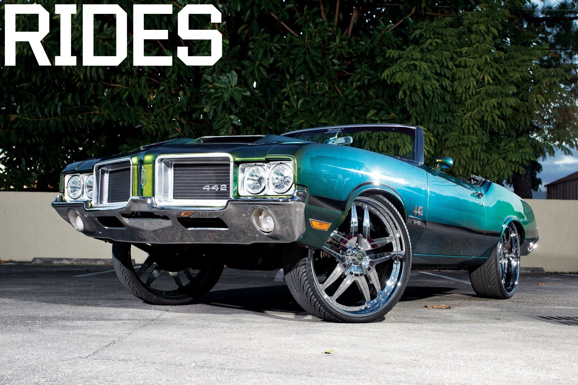 Latest 71 Olds Cutty 442 Rides Magazine Free Download