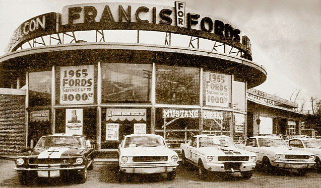 Latest Francis For Fords Harrisburg Pa 1965 Bill Cook Flickr Free Download