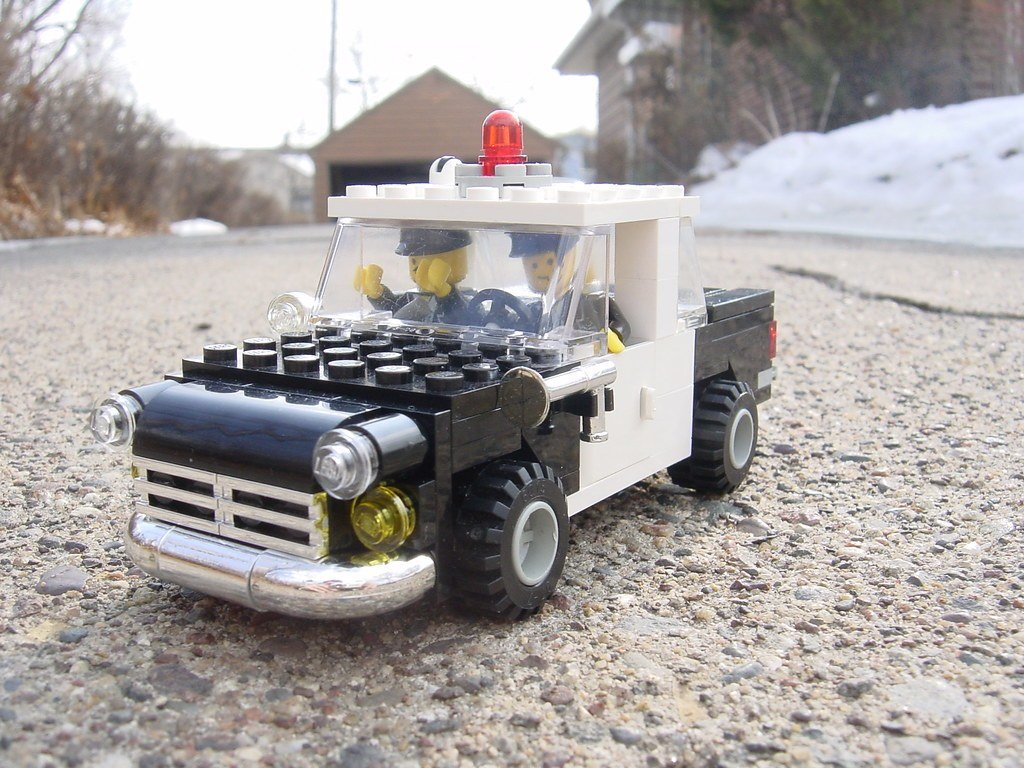 Latest 1950S Police Car 005 1950S Police Car Inspired By 1952 Free Download Original 1024 x 768