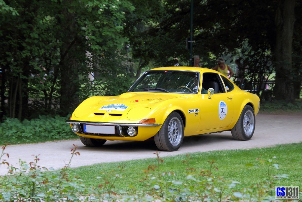 Latest 1968 1973 Opel Gt The Opel Gt Is A Two Seat Sports Car Free Download