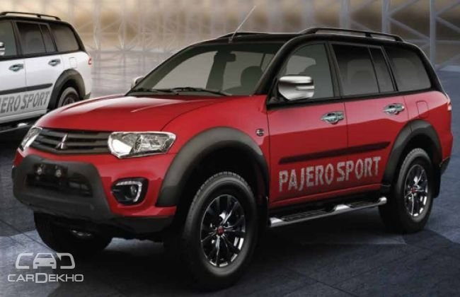Latest Gst Effect Mitsubishi Slashes Prices Of Pajero Sport And Free Download