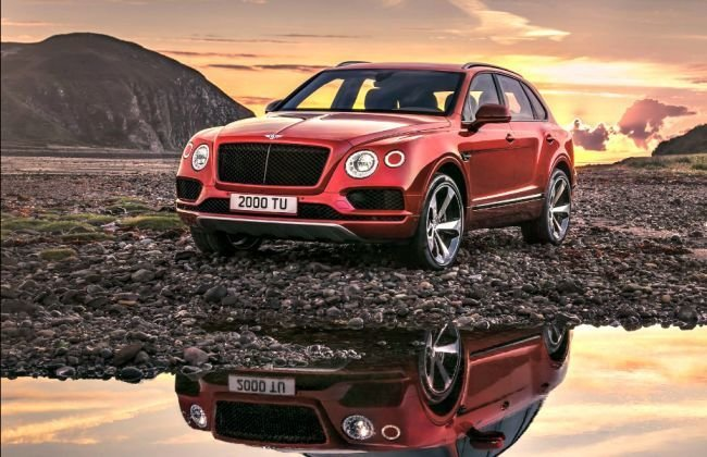 Latest Less Powerful Bentley Bentayga V8 Launched In India Free Download