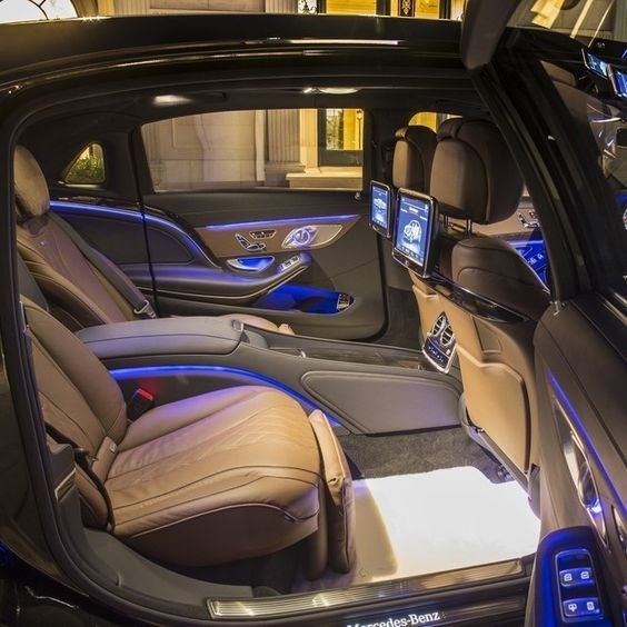 Latest The All New Mercedes Maybach's Almost 18 Feet Of Length Free Download