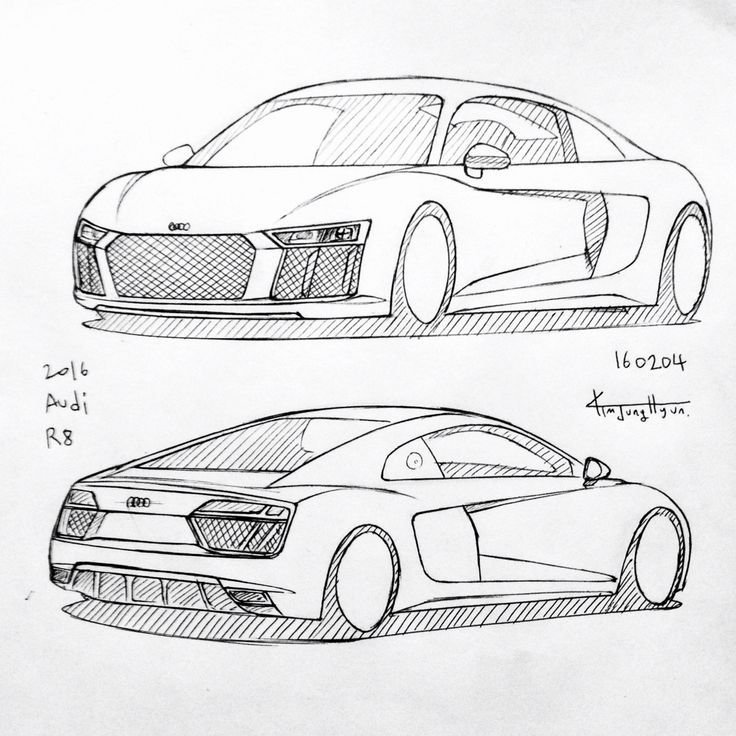 Latest 47 Best Images About Daily Car Drawing On Pinterest Mk1 Free Download