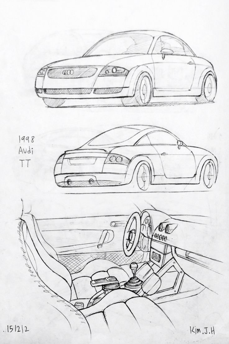 Latest 44 Best Images About Cars Drawings On Pinterest Mk1 Free Download