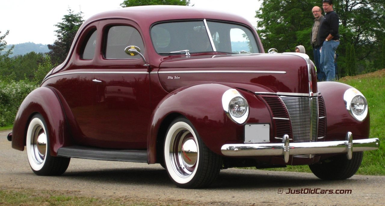 Latest 1940 Ford Deluxe Coupe Maintenance Restoration Of Old Free Download Original 1024 x 768