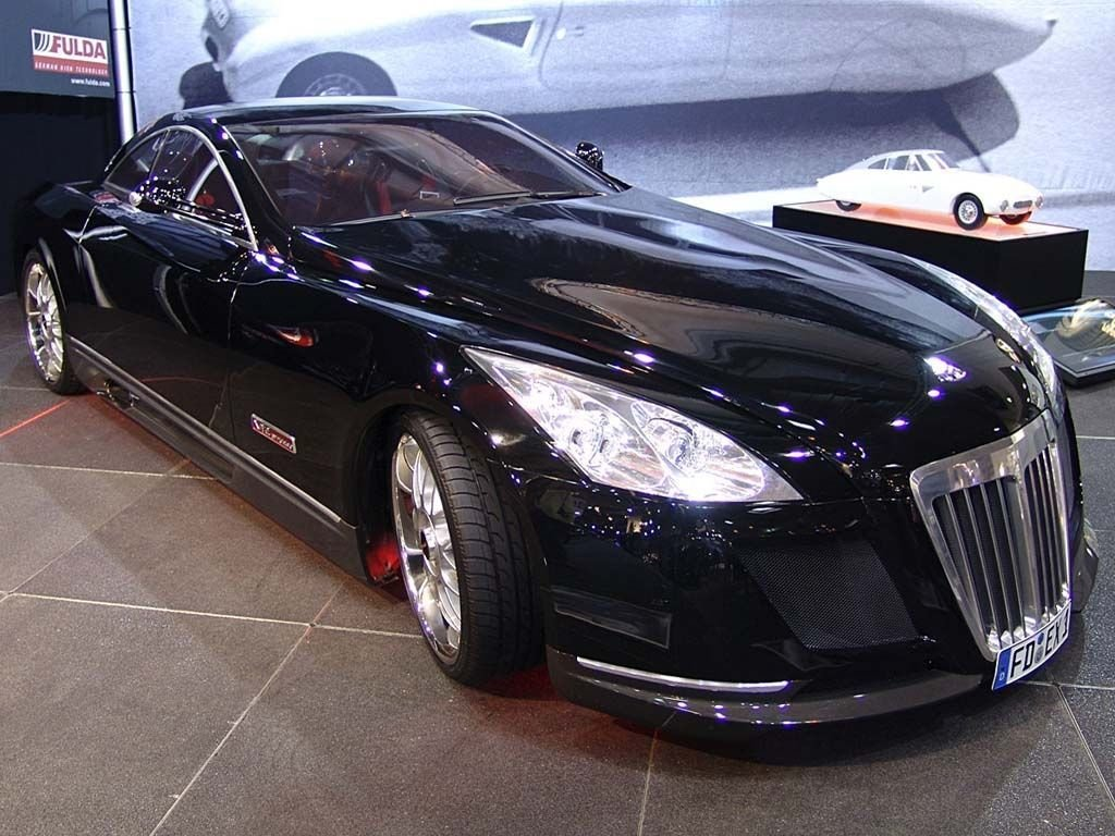 Latest Maybach Car Car S Maybach Exelero Cars Hd Wallpapers Free Download