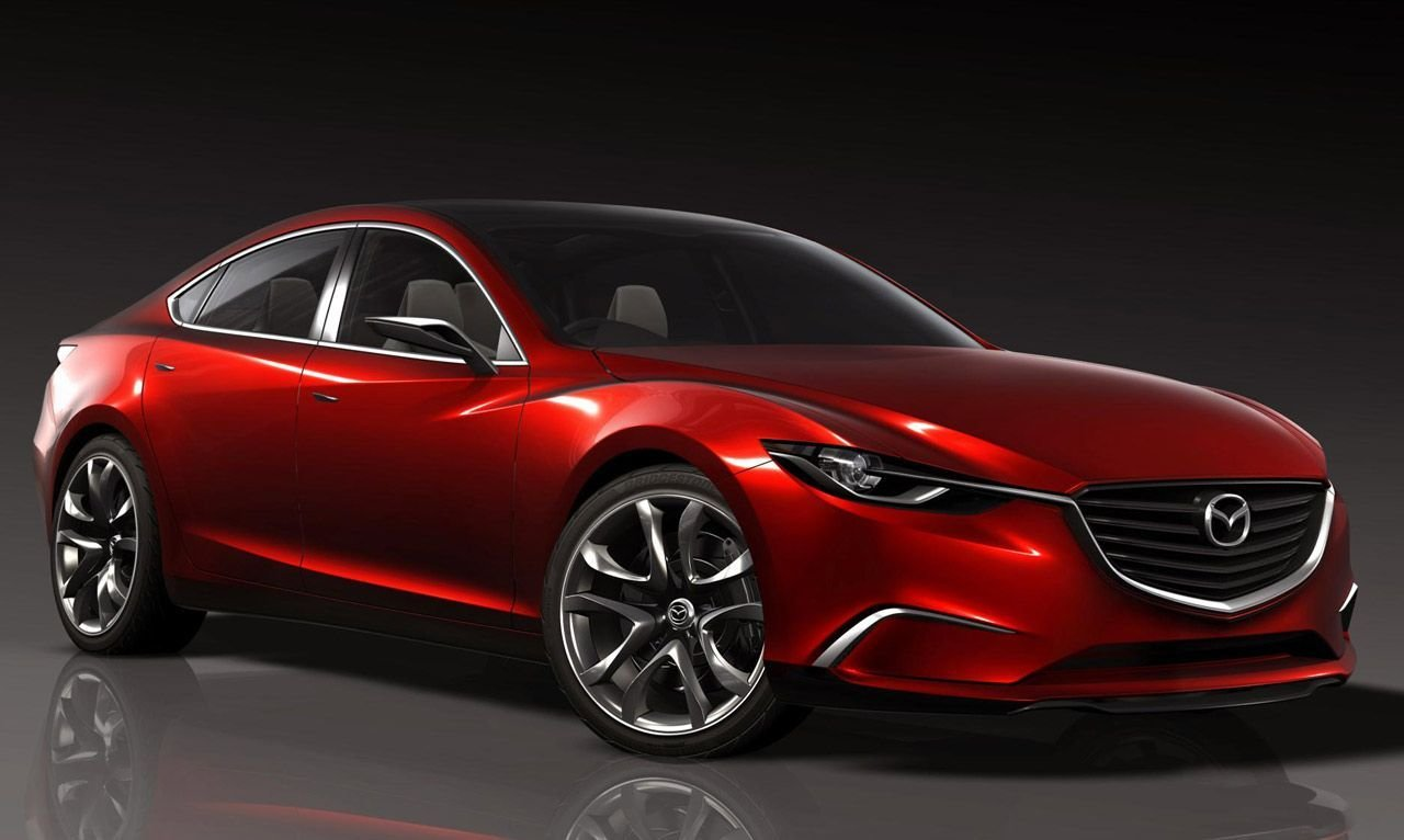 Latest Mazda Takeri Concept Car Wallpaper Cars Wallpaper Free Download