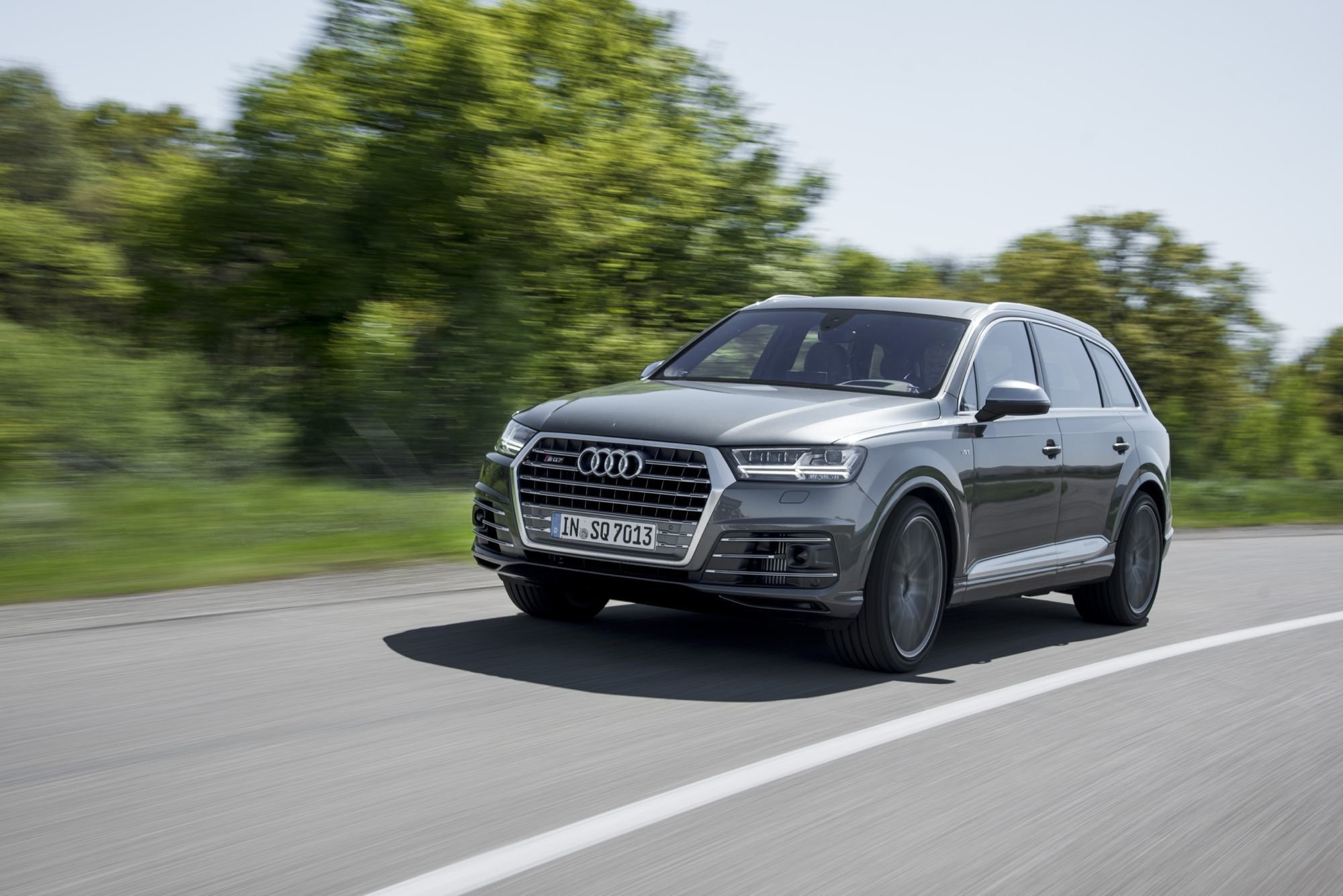Latest 2017 Audi Sq7 Review Caradvice Free Download