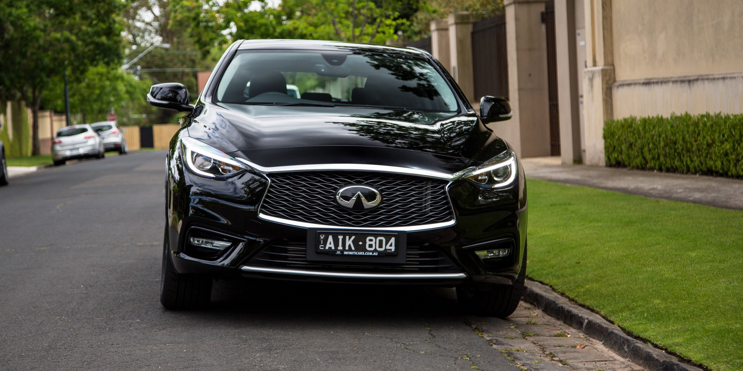 Latest 2017 Infiniti Q30 Gt Review Caradvice Free Download