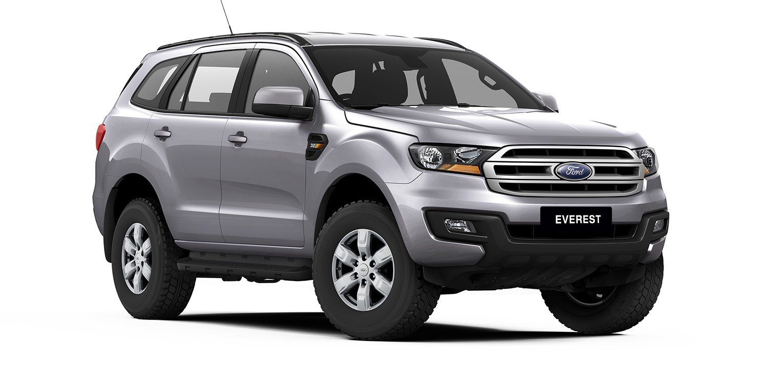 Latest 2017 Ford Everest Pricing And Specs New Entry Model Sync Free Download